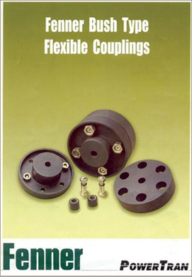 Fenner Pin Bush Type Flexible Couplings