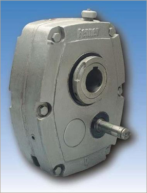 Fenner Shaft Mounted Speed Reducer
