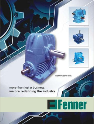 Fenner Worm Gearboxes